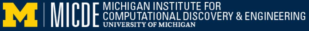 MICDE logo